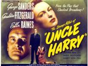 The Strange Affair Of Uncle Harry Movie Poster Masterprint (14 x 11) 9SIA1S74AS0194