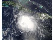 Hurricane Charley Poster Print (31 x 25)