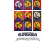 Superstar: The Life and Times of Andy Warhol Movie Poster (27 x 40) 9SIA1S73P26729