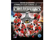 Chicago Blackhawks 2013 NHL Stanley Cup Champions Composite Sports Photo (8 x 10) 9SIA1S70UH9480