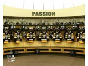 The Pittsburgh Penguins locker room before Game 2 of the 2016 Stanley Cup Finals Photo Print (8 x 10) 9SIA1S74YJ5091