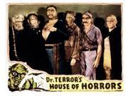 Dr. Terror'S House Of Horrors Lobbycard 1943. Movie Poster Masterprint (14 x 11) 9SIA1S74AP0229