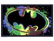 Black Light - Batman Logo Poster Print (34 x 22) 9SIA1S70PR3551