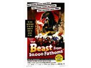 The Beast from 20,000 Fathoms Movie Poster (27 x 40) 9SIA1S73PE5798
