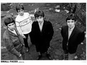 Small Faces BW Group Poster Print (36 x 24) 9SIA1S75G09090