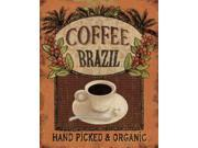 Coffee Blend IV Poster Print by Daphne Brissonnet (8 x 10)