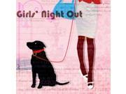 Girls Night Poster Print by Ken Roko (24 x 24)