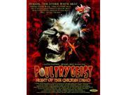 Poultrygeist Night of the Chicken Dead Movie Poster (11 x 17) 9SIA1S73P37774