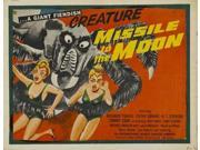 Missile to the Moon Movie Poster (27 x 40)
