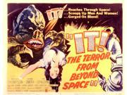 It! The Terror From Beyond Space 1958 Movie Poster Masterprint (14 x 11) 9SIA1S74AS0625
