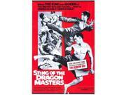 Sting of the Dragon Masters Movie Poster (27 x 40)