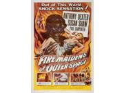 Fire Maidens From Outer Space Movie Poster (27 x 40) 9SIA1S73PF7154