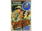 The Fighting Seabees Movie Poster (11 x 17) 9SIA1S73P46897