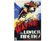 The Lawless Nineties Movie Poster (27 x 40) 9SIA1S73PJ9229