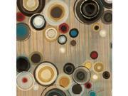 Carousel Square I Poster Print by Jeni Lee (24 x 24) 9SIA1S75D35230