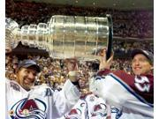 Ray Bourque and Patrick Roy - With Stanley Cup Photo Print (8 x 10) 9SIA1S74YK8104