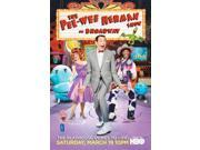 The Pee-Wee Herman Show on Broadway Movie Poster (27 x 40) 9SIA1S73P13456