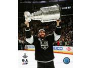 Dwight King with the Stanley Cup Game 5 of the 2014 Stanley Cup Finals Photo Print (8 x 10) 9SIA1S75155195