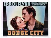 Dodge City Movie Poster Masterprint (28 x 22)