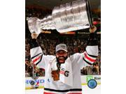 Johnny Oduya with the Stanley Cup Game 6 of the 2013 Stanley Cup Finals Photo Print (8 x 10) 9SIA1S75VF3363