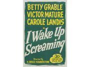 I Wake Up Screaming Movie Poster (11 x 17) 9SIA1S73PE6569