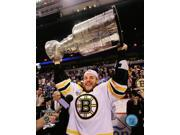 Gregory Campbell with the Stanley Cup Game 7 of the 2011 NHL Stanley Cup Finals Photo Print (8 x 10) 9SIA1S75154986