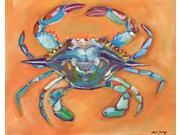 Blue Crab Poster Print by Anne Seay (24 x 30) 9SIA1S74PT8217