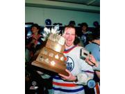 Mark Messier with the Conn Smythe Trophy 1984 NHL Stanley Cup Finals Photo Print (8 x 10) 9SIA1S75D31265