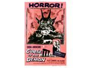 Night Of The Demon Movie Poster Masterprint (11 x 17)