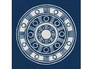 Seville II Dark Blue FB Poster Print by Kathrine Lovell (24 x 24)