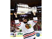 Brent Seabrook with the Stanley Cup Game 6 of the 2013 Stanley Cup Finals Photo Print (8 x 10) 9SIA1S75D40037
