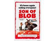Beware! The Blob (Aka Son Of Blob) Us Poster Art 1972 Movie Poster Masterprint (11 x 17) 9SIA1S74AN5396