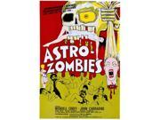 The Astro-Zombies 1968 Movie Poster Masterprint (11 x 17) 9SIA1S74AN7148