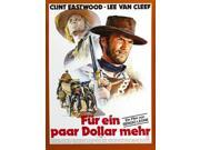 For A Few Dollars More Movie Poster Masterprint (24 x 36)
