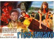 Bitter Rice Movie Poster Masterprint (14 x 11)