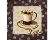 Cup of Joe III Poster Print by Paul Brent (12 x 12) 9SIA1S740J4372