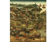 The Saint Elizabeth_s Day Flood Poster Print (18 x 24)