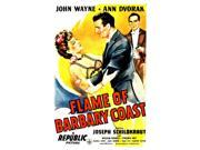 Flame Of Barbary Coast U Movie Poster Masterprint (11 x 17) 9SIA1S74AN2903