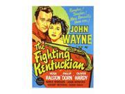 The Fighting Kentuckian Movie Poster (27 x 40) 9SIA1S73P92319