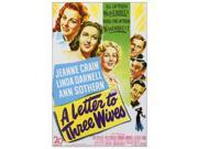 A Letter to Three Wives Movie Poster (27 x 40) 9SIA1S73P89136