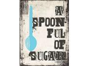 Spoonful Poster Print by Jo Moulton (18 x 24)