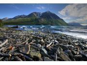 Kathleen Lake Kluane National Park Yukon Poster Print (18 x 12)