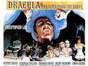 Dracula Has Risen From The Grave Movie Poster Masterprint (14 x 11) 9SIA1S74W87883