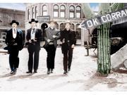 Gunfight At The O.K. Corral Photo Print (14 x 11) 9SIA1S74AW6544