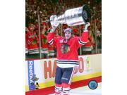 Andrew Shaw with the Stanley Cup Game 6 of the 2015 Stanley Cup Finals Photo Print (11 x 14) 9SIA1S75D24985