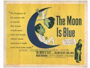 The Moon Is Blue Movie Poster (27 x 40) 9SIA1S73P65548