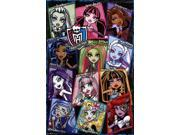 Monster High - Grid Poster Print (24 x 36) 9SIA1S70PT5320