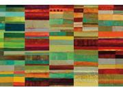 Fields of Color VIII Poster Print by Jane Davies (24 x 36) 9SIA1S74PT9368