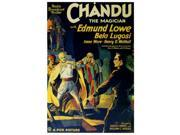 Chandu the Magician Movie Poster (27 x 40) 9SIA1S73P52459