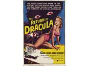 The Return of Dracula Movie Poster (11 x 17) 9SIA1S73P39721